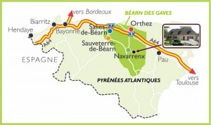 Béarn des Gaves - Pyrénées Atlantiques