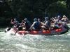 Raft sur le Gave d\'Oloron