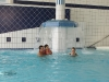 Déquente aquatique aux Thermes de Salies de Béarn